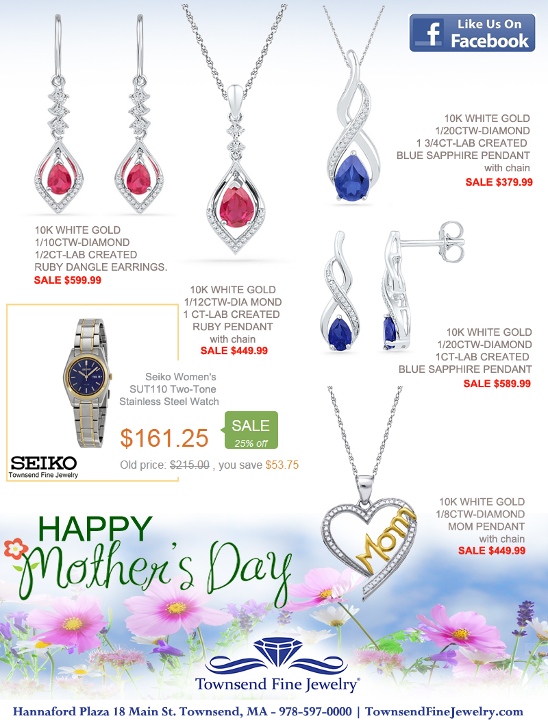 Happy Mothers day sale