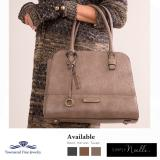 Simply Noelle Tooled Fashion Handbag